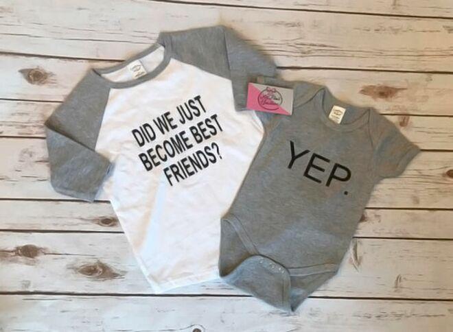 e829b8baa matching-brother-best-friends-onesie-shirt