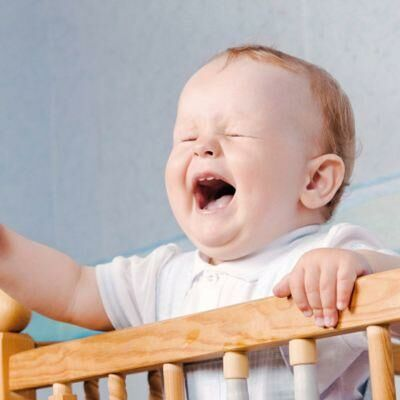 """Study Says Letting Baby """"Cry It Out"""" Isn'tHarmful"""