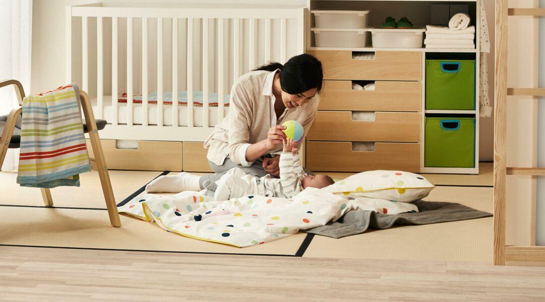 IKEA nursery