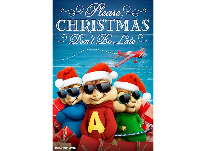 christmas movies alvin chipmunks - Alvin And The Chipmunks Christmas