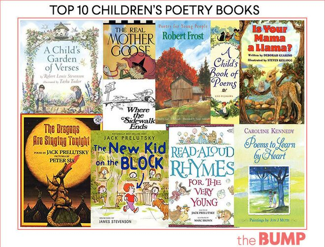 Childrens books top 80 kids books of all time best childrens poetry books fandeluxe Choice Image