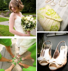 Kathleen & Derek: A Summer Wedding