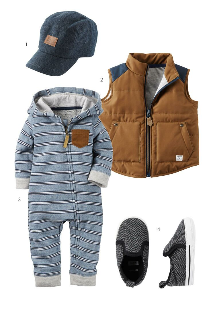 cbc1c56d3 The Perfect Outfit for All of Baby's Fall Firsts