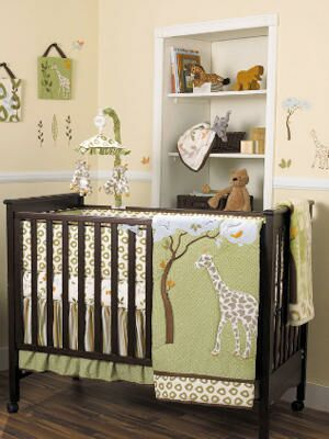 Animal-Themed Nurseries