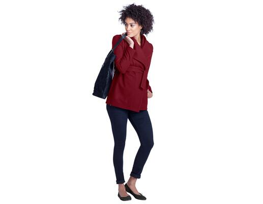 10 Maternity Coats That Have You Stylishly Covered