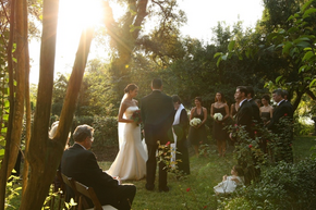 Fall Outdoor Texas Wedding