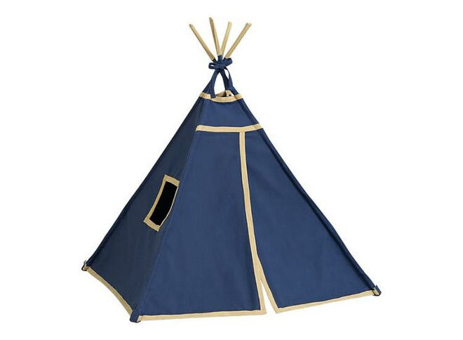 kids-teepees-pottery-barn-kids-indigo-mini-teepee  sc 1 st  The Bump & The Best Kids Teepee For Every Budget and Style