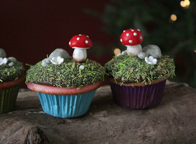 woodland-cupcakes-baby-shower