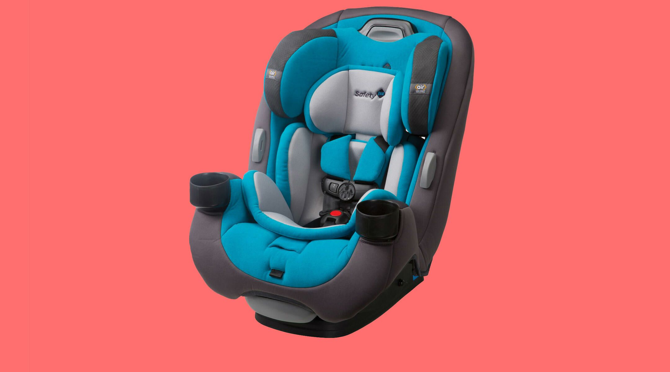 Safety 1st Grow And Go Air 3 In 1 Convertible Car Seat Review