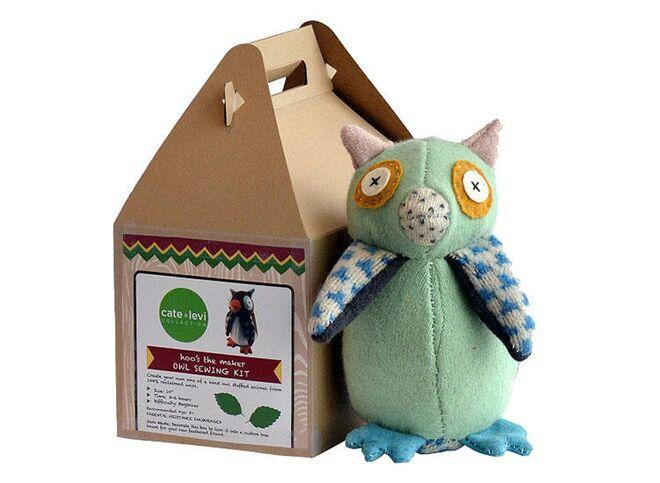 Cate and levi stuffed animal kit
