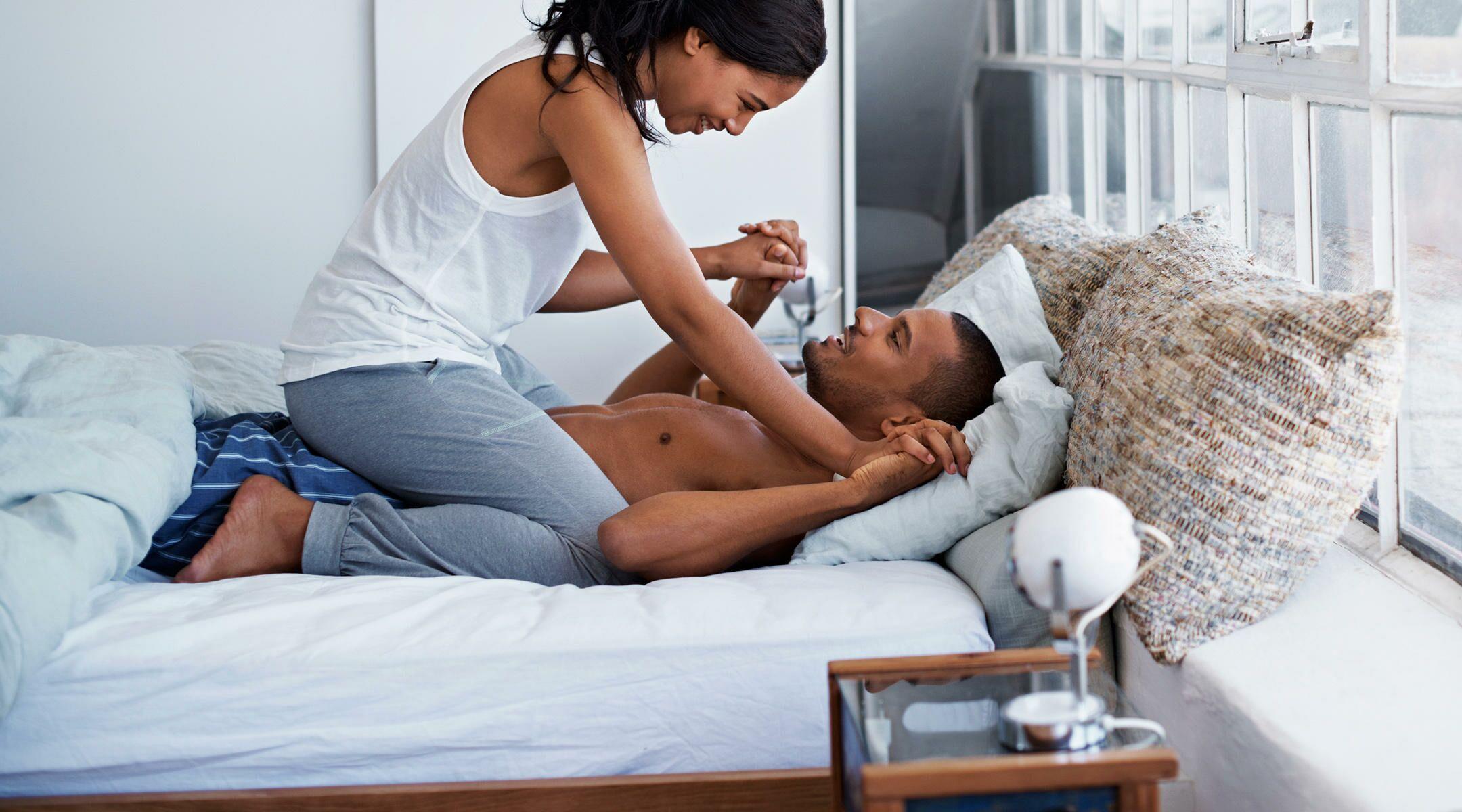 Top 4 Sex Position Myths