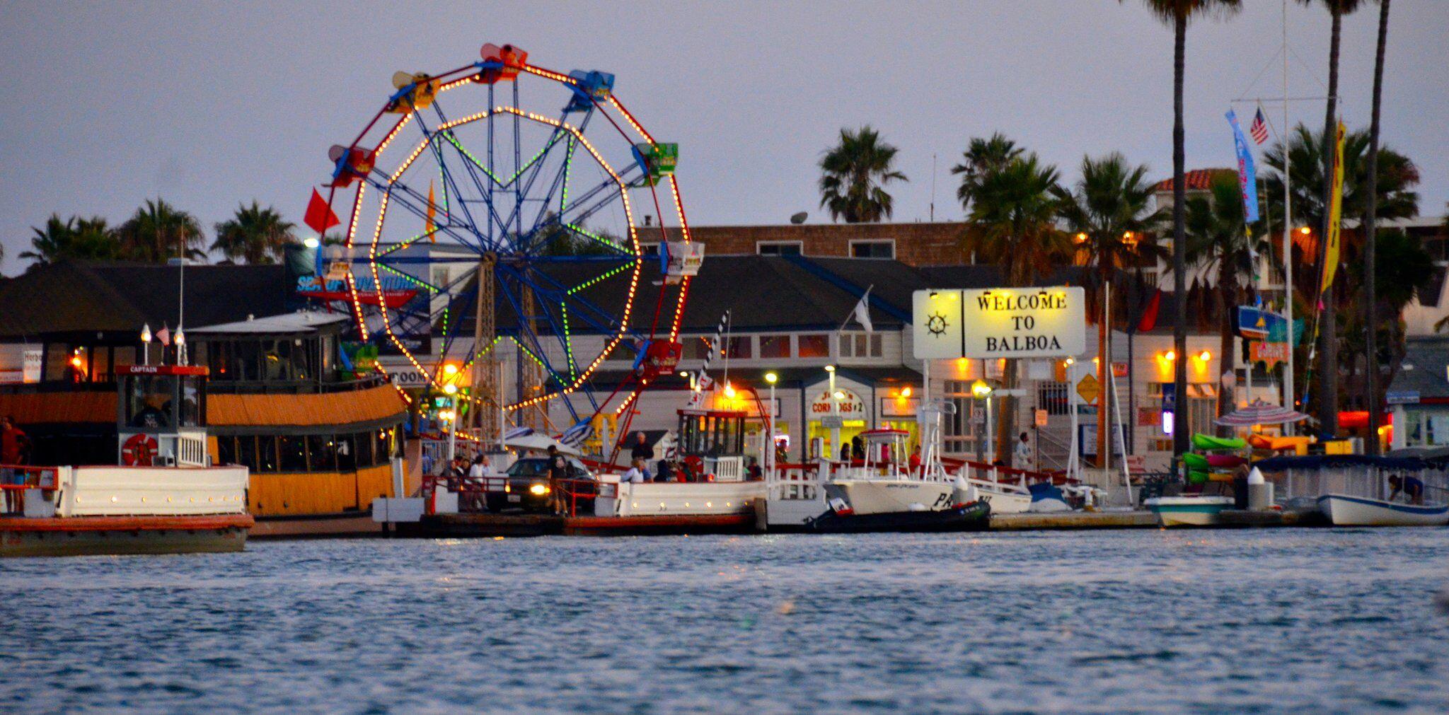 Balboa Movie Theater Newport Beach