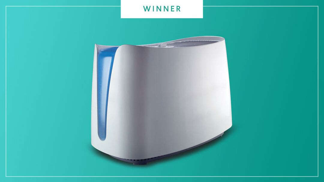 Honeywell Germ-Free Cool Moisture Humidifier wins the 2017 Best of Baby Award from The Bump
