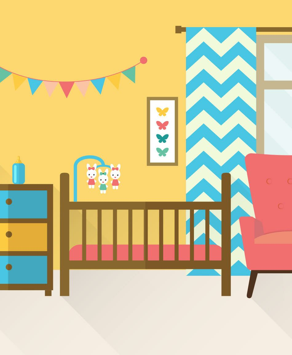 9 Must-Haves for a Healthy, Happy Nursery