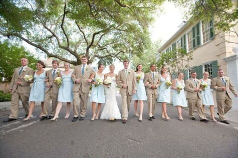 Keri and Ryan's Low Country Wedding