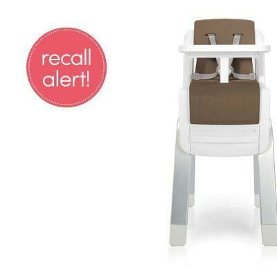 sc 1 st  The Bump & Recall Alert! Nuna ZAAZ High Chair