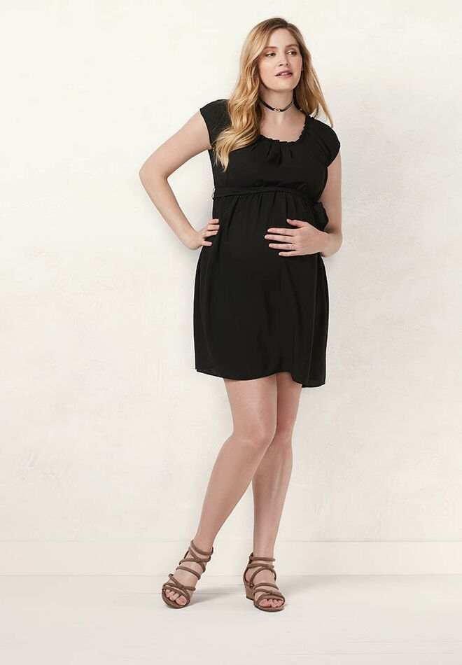 Lauren Conrad Debuts Kohls Maternity Line