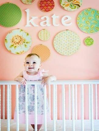 Nursery Decor Ideas With Baby S Name