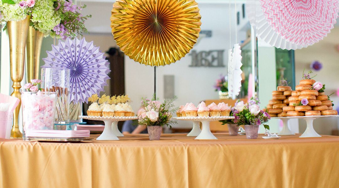 Creative Spring Baby Shower Ideas