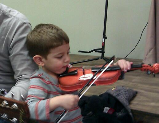 Baby Musicians