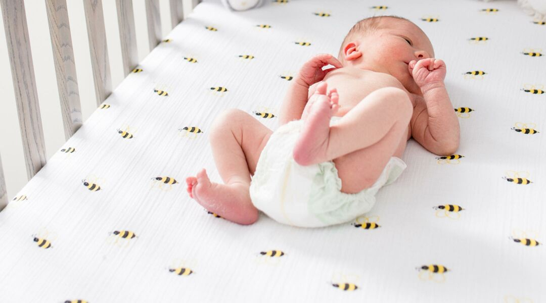 Best sleep positions for a newborn