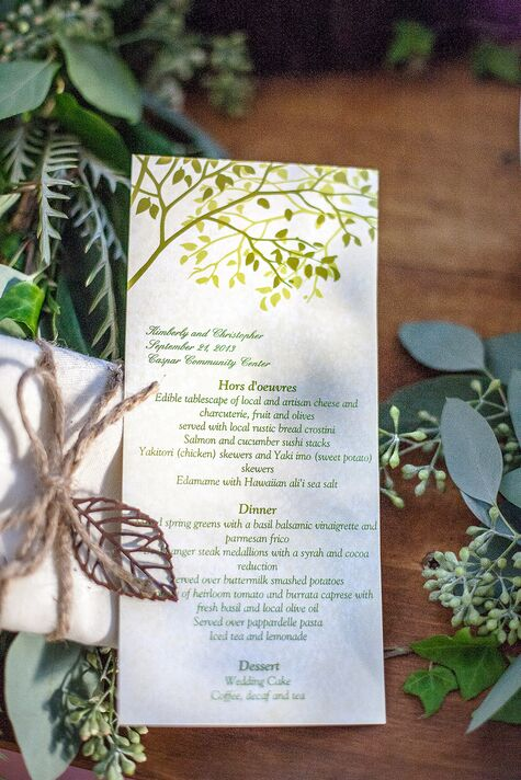 Coastal Garden Wedding