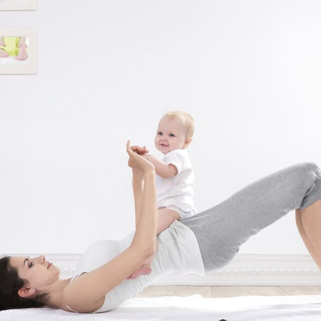 Fun Ways to Lose the Baby Weight