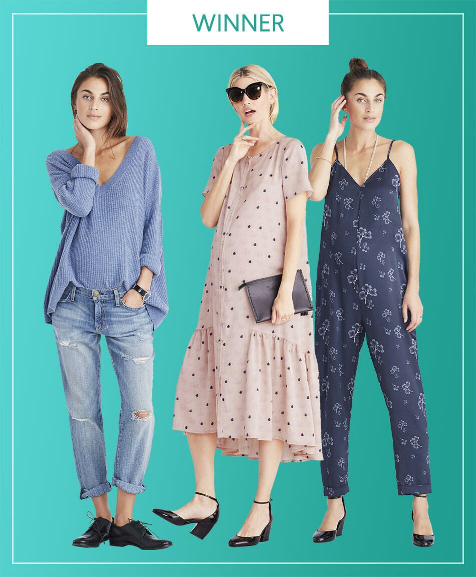485069f8e32c4 Best Maternity Line: HATCH Collection