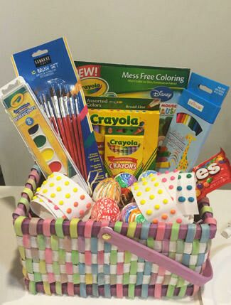 Creative quick and easy easter basket ideas negle Image collections