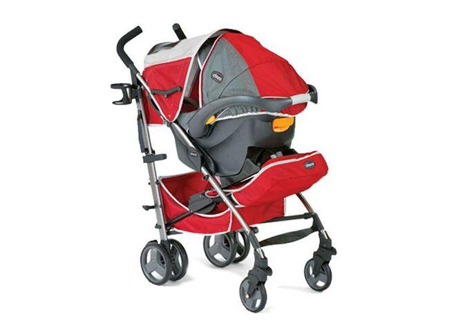 Best Car Seat Compatible Umbrella Stroller Chicco Liteway Plus  sc 1 st  The Bump & Best Umbrella Strollers
