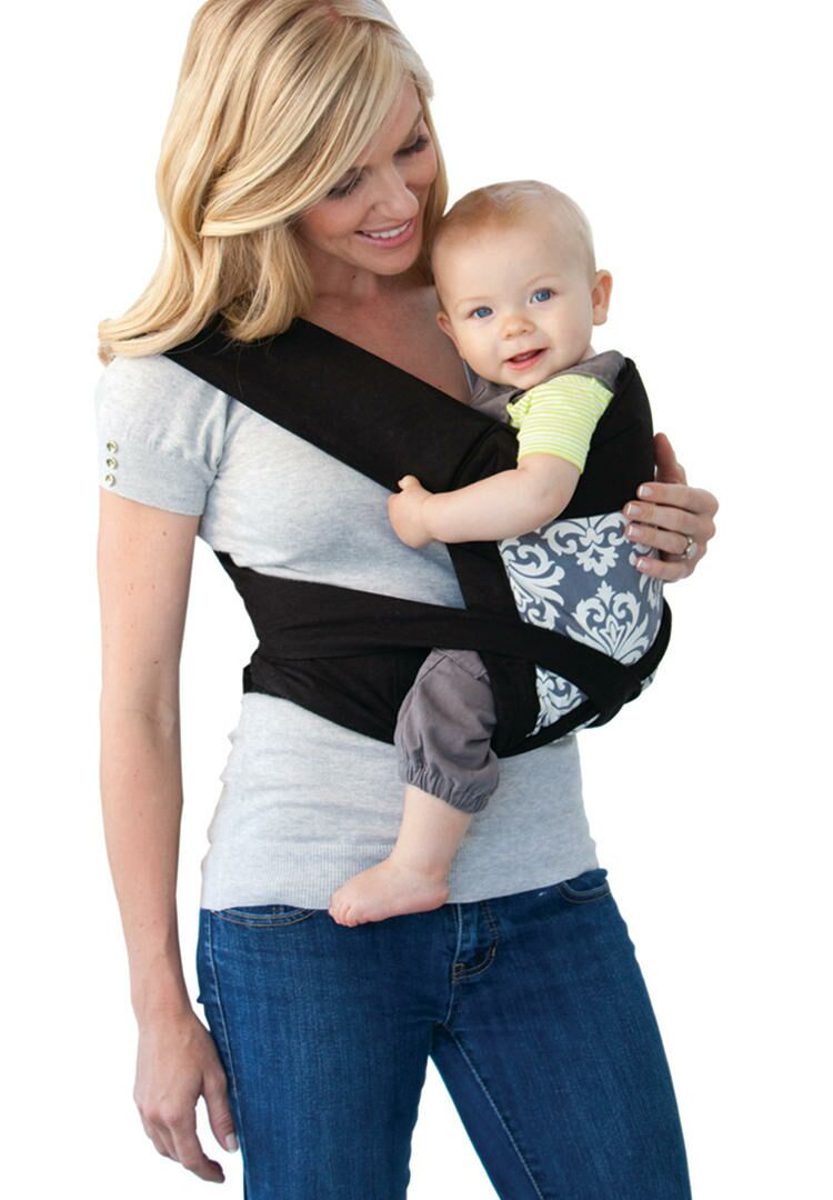 Infantino Sash Wrap And Tie Mei Tai Carrier Review