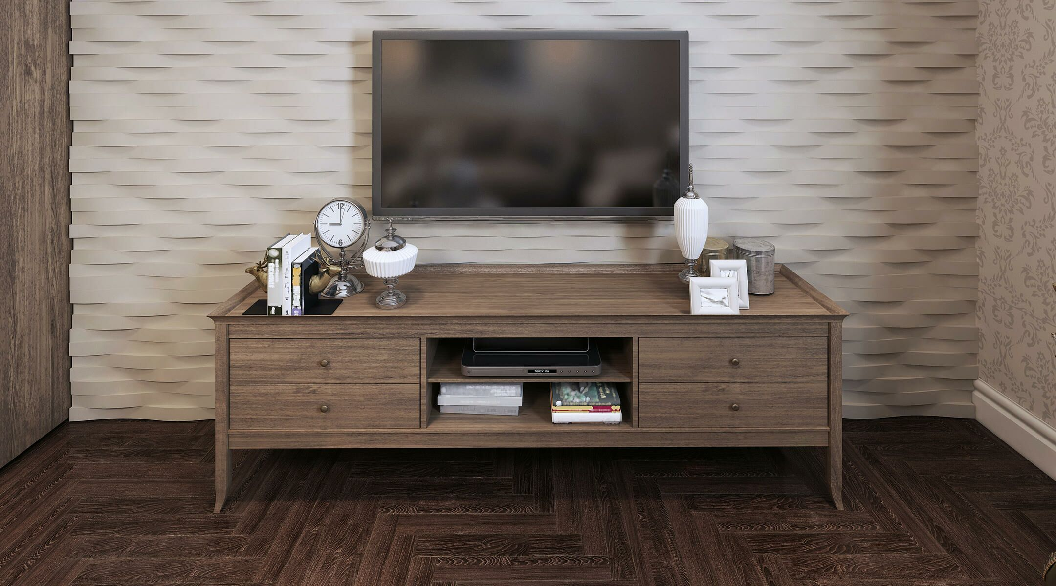 Hidden Tv Meubel.How To Babyproof Your Entertainment Center