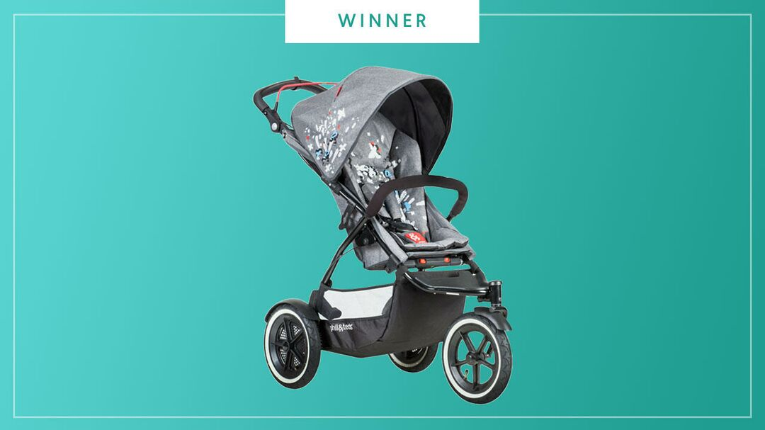 Phil&Teds Sport wins the 2017 Best of Baby Award from The Bump