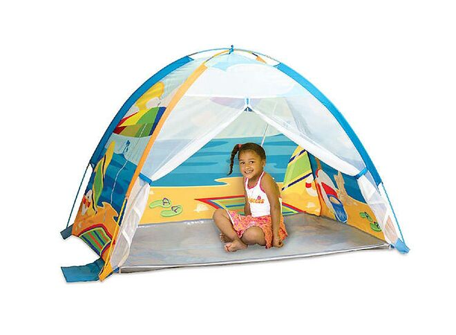 Pacific Play Tents Seaside baby beach tent  sc 1 st  The Bump & Best Baby Beach Tents