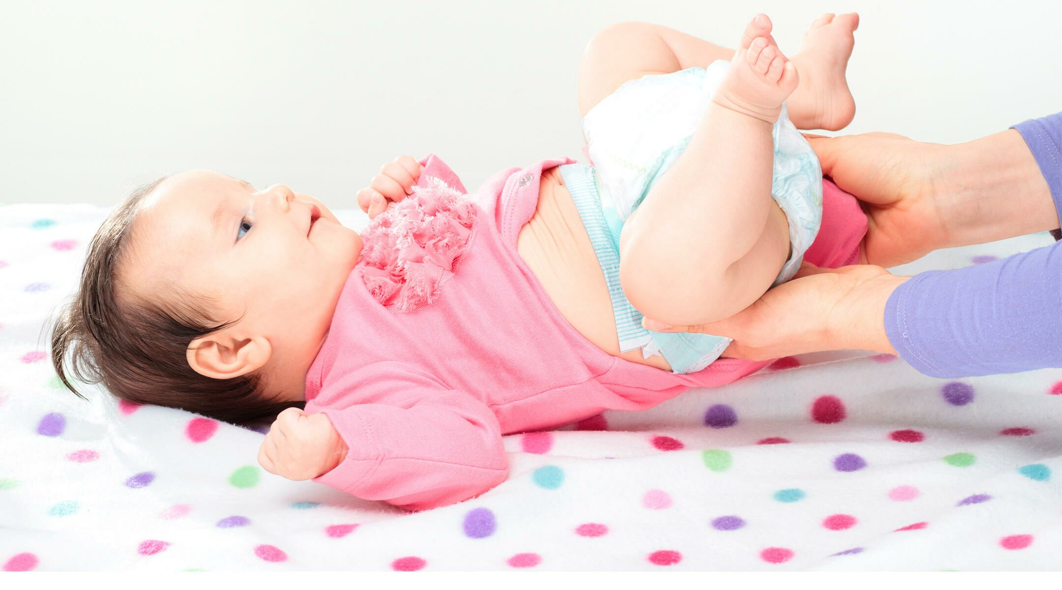 Q&A: Baby Squirmy on Diaper Table?