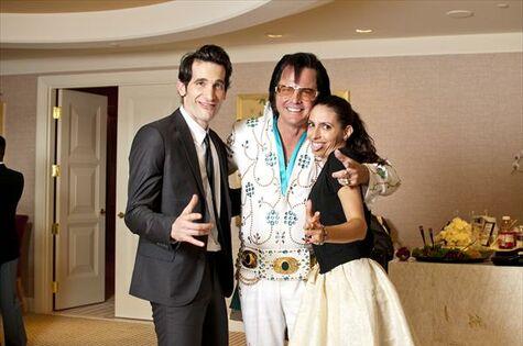 Teri & Sean's Vegas Vows