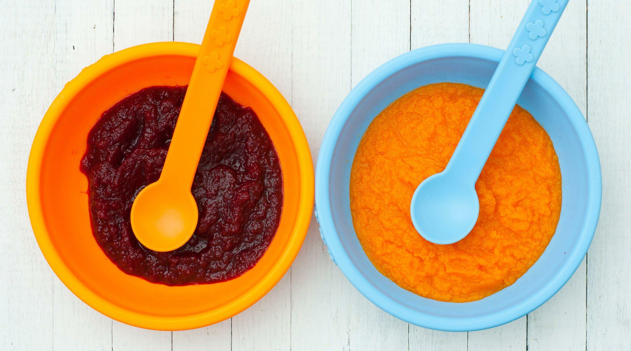 Baby-Food Making 101 (It's Easy — We Swear!)
