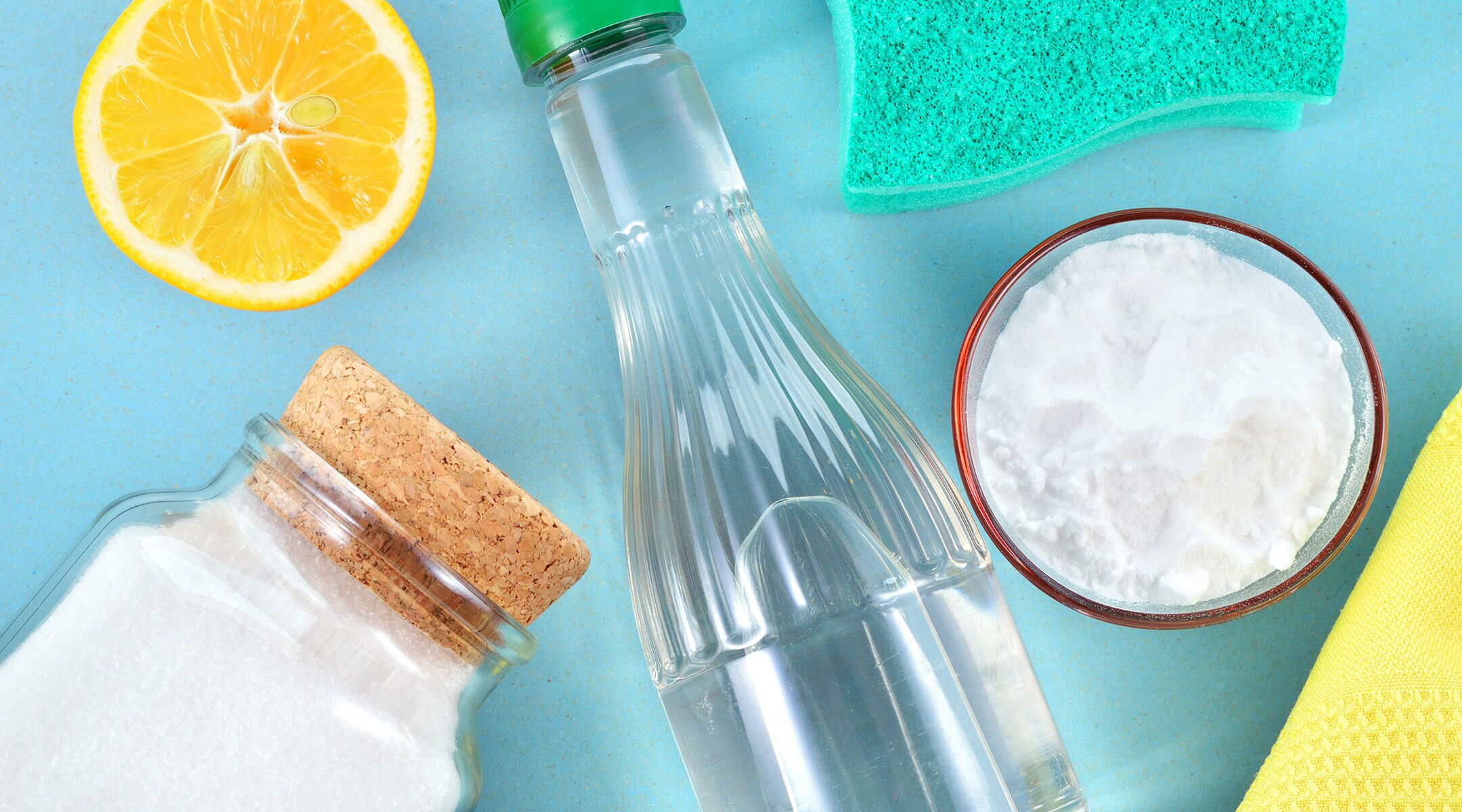 9 Eco-Friendly Cleaning Products You Can Make at Home