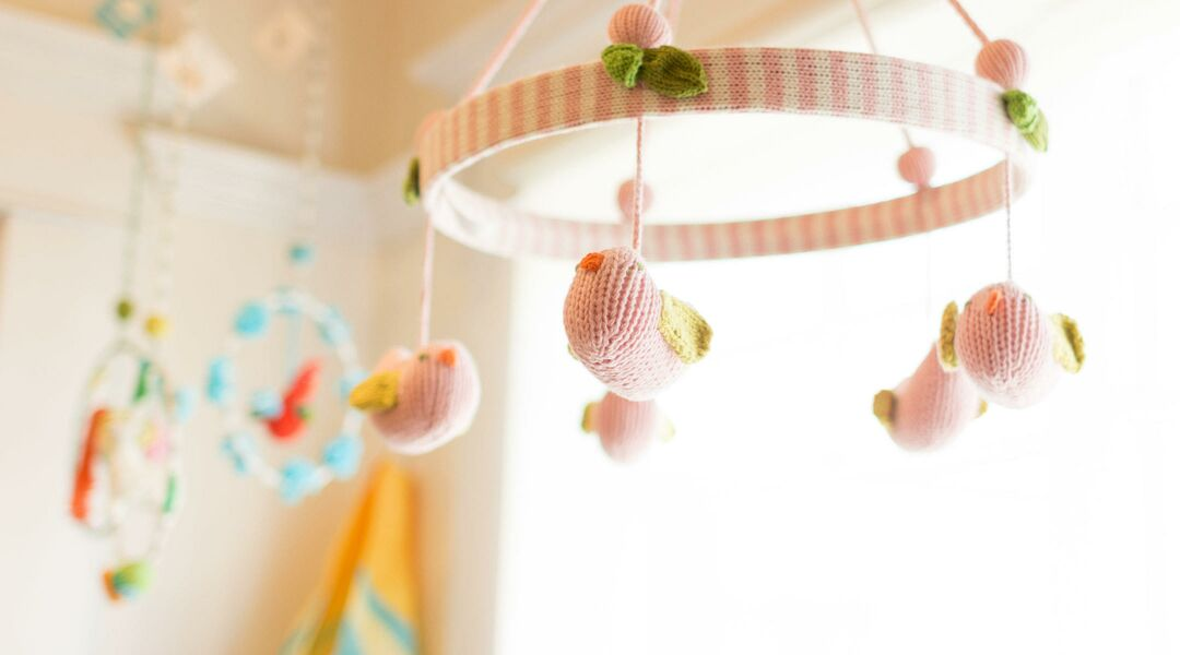 DIY Baby Nursery Crafts