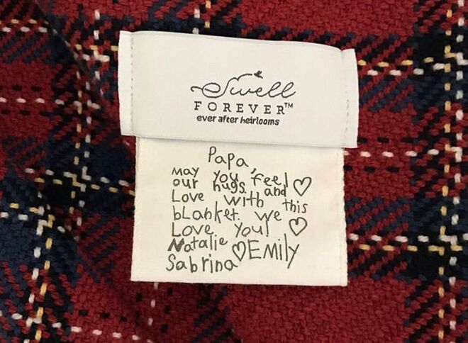 swell forever personalized tag - Diy Christmas Gifts For Dad