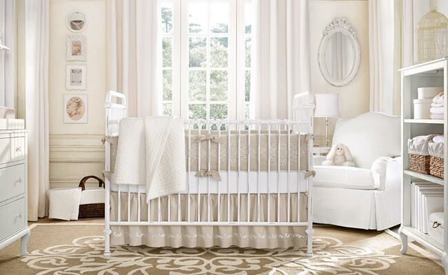 6 Royal Nursery Ideas Fit for Life in the Palace