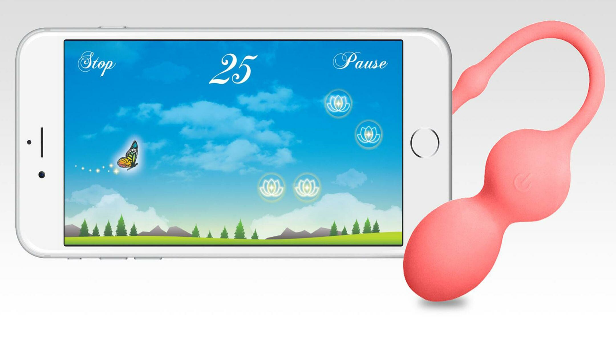 Perifit S Pelvic Floor Trainer Is Like A Video Game