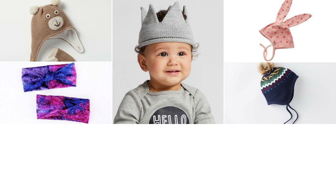 Baby Turban and Headgear Hero