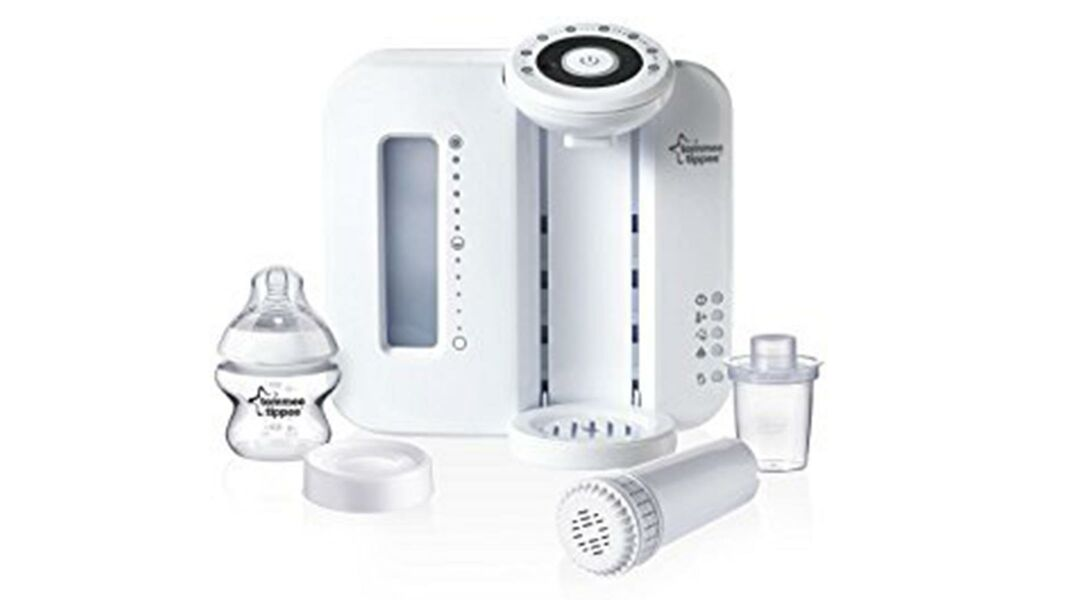 Tommee Tippee Perfect Prep bottle preparation machine