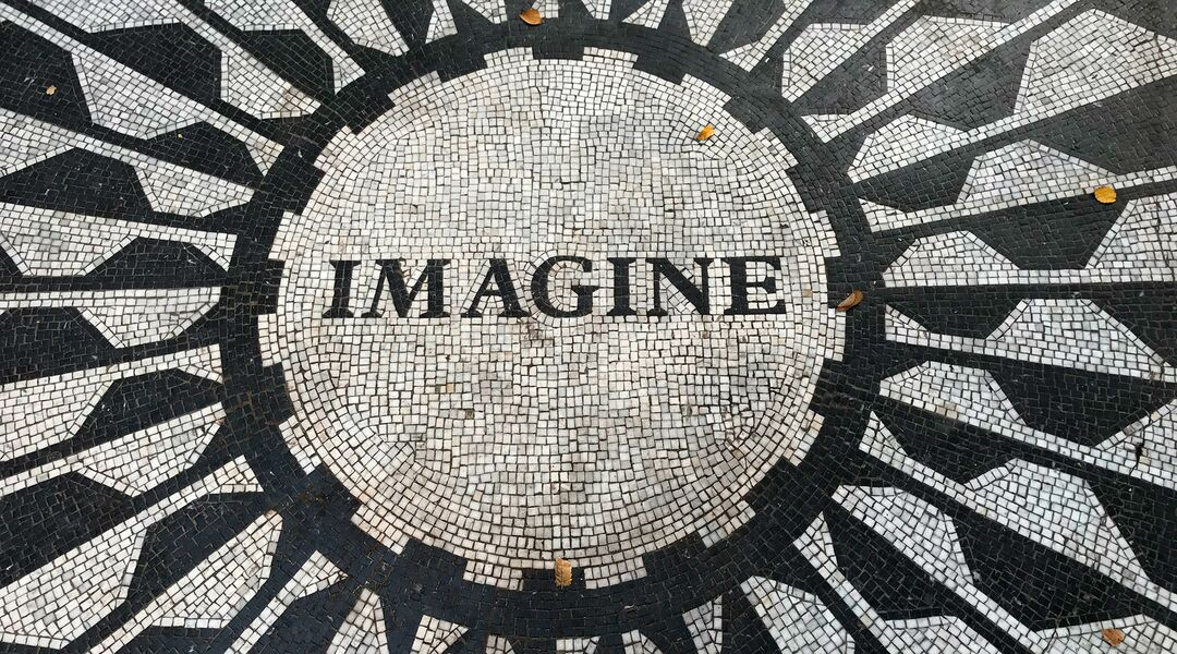 inspirational imagine memorial