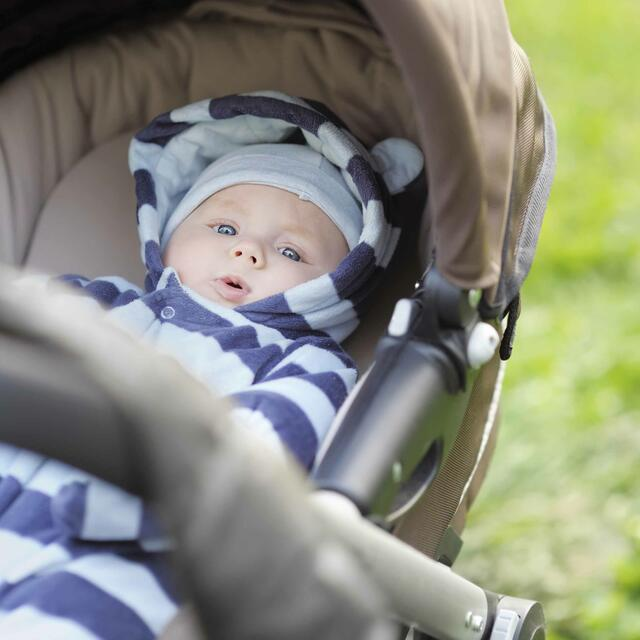 Age-By-Age Guide to Strollers