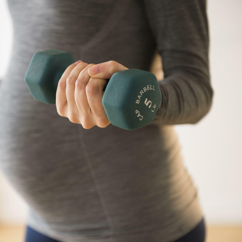 Active Pregnancy Helps Achieve NormalChildbirth