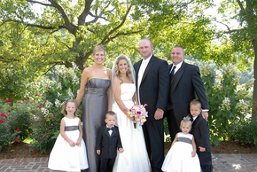 An Outdoor Wedding at Big Cedar Lodge, Ridgedale, Missouri