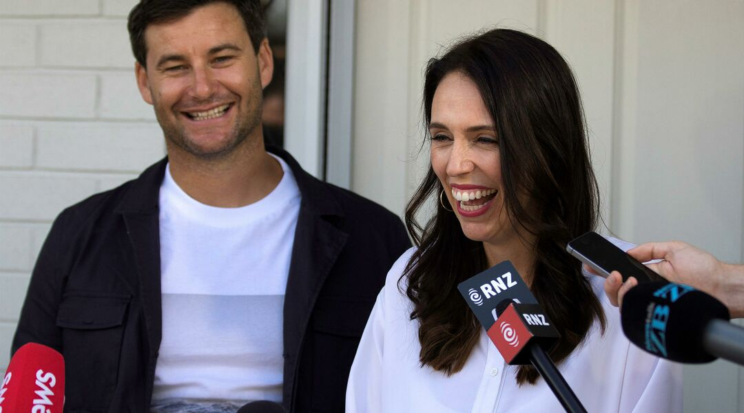 New Zealand prime minister pregnancy announcement
