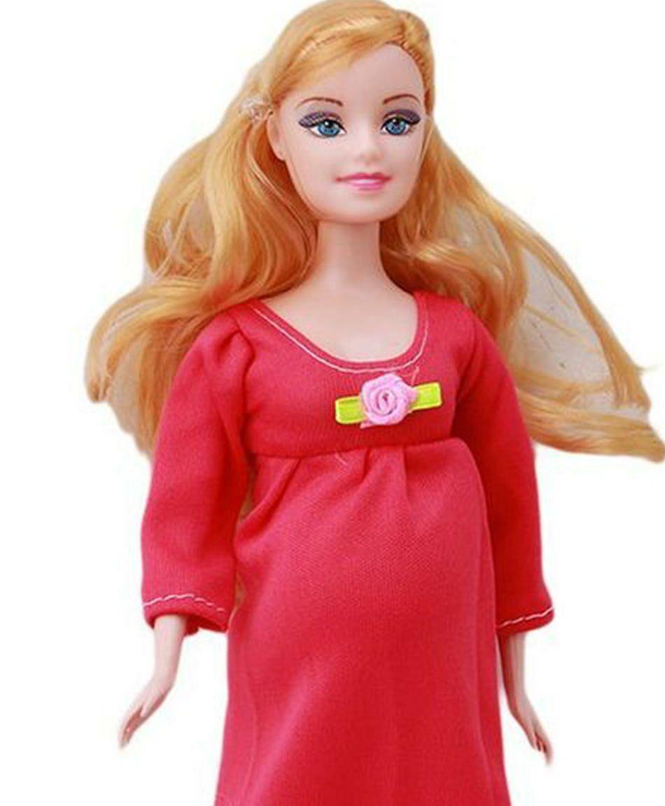 Agree, pregnant barbie doll advise